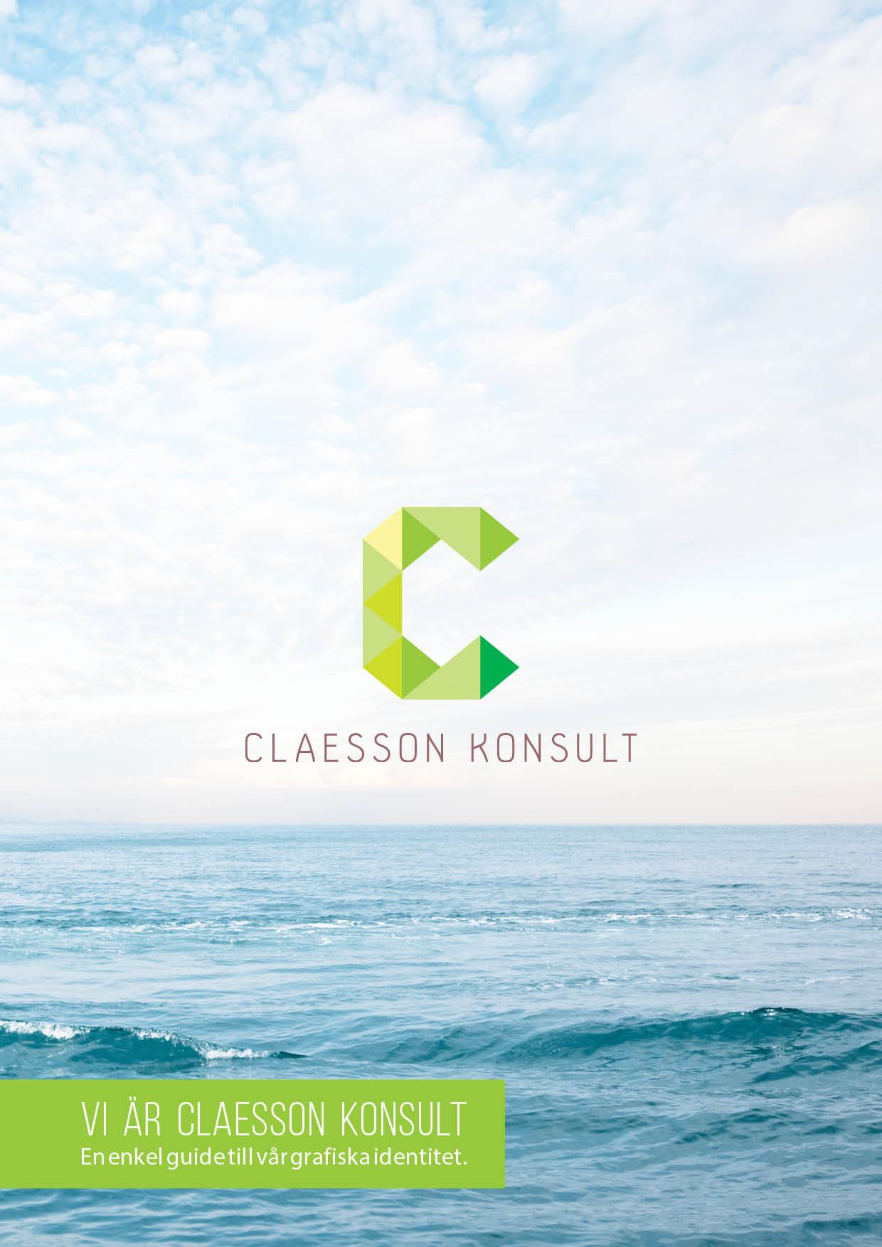 Claesson Konsult - Grafisk ID