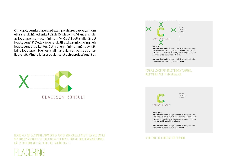 Claesson Konsult - Grafisk ID10