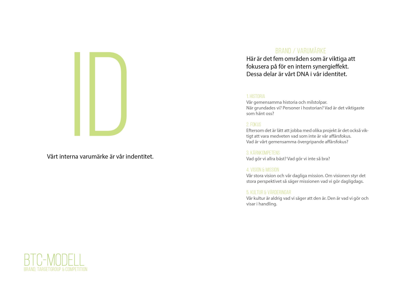 Claesson Konsult - Grafisk ID6