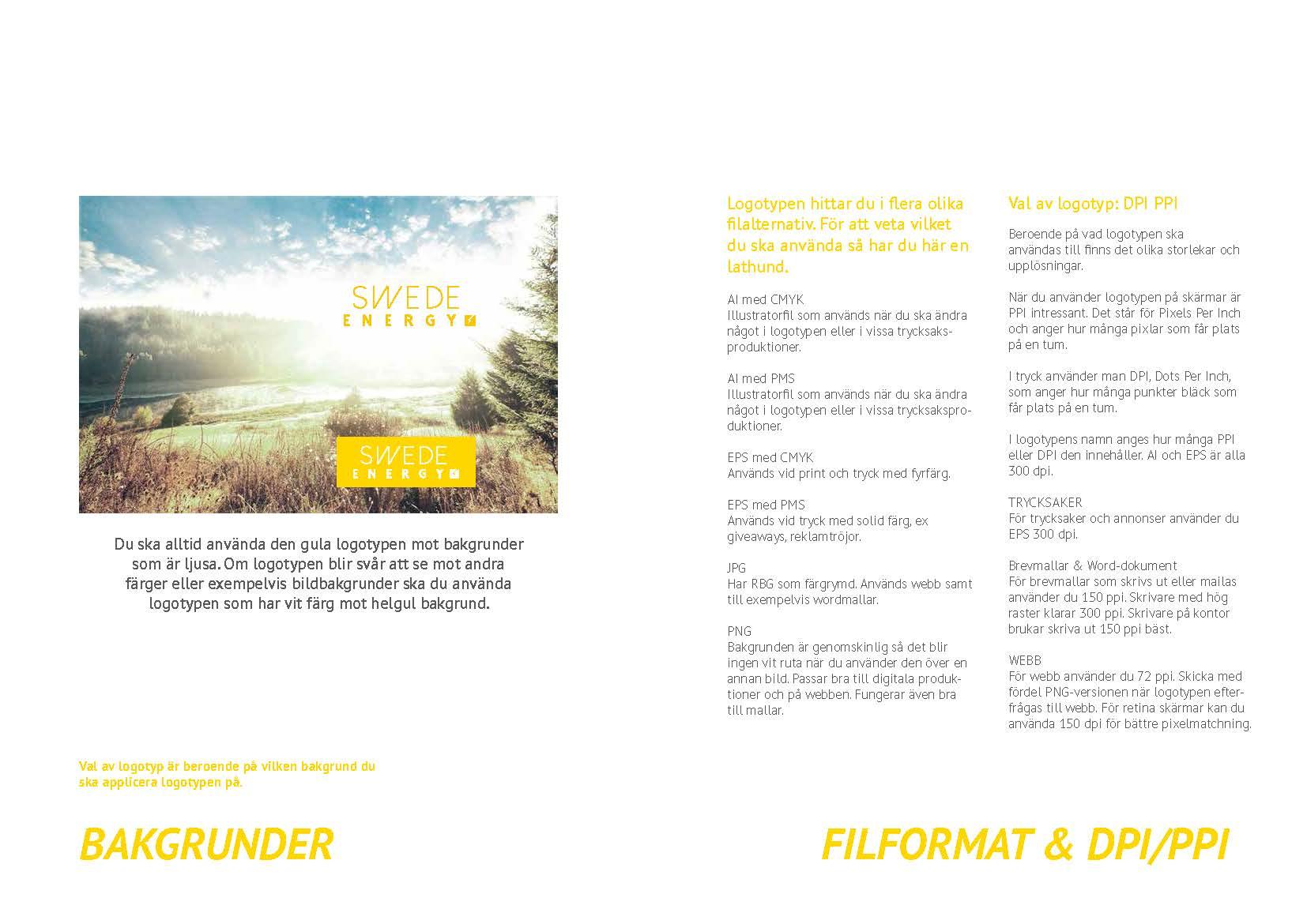 Swede Energy Varumärke & Profil 2014_Sida_13